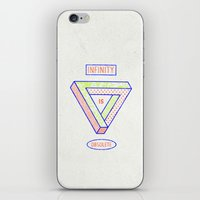 NONFINITY iPhone & iPod Skin