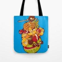 Little Warrior Tote Bag