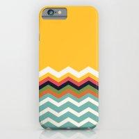 Retro Chevrons iPhone 6 Slim Case