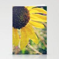 Sunflower 2 Stationery Cards