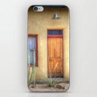 Barrio Viejo iPhone & iPod Skin