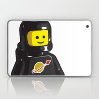 Vintage Lego Black Space… Laptop & iPad Skin