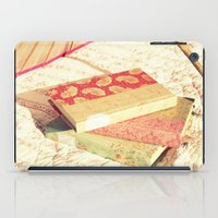 She Has Stories For Days iPad Case