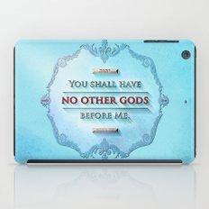 EXODUS 20:3 iPad Case