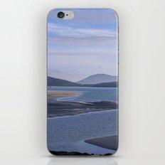Seaside Blues iPhone & iPod Skin