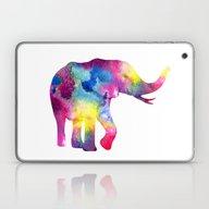 Abstract Elephant Laptop & iPad Skin