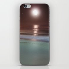 Moon Walk iPhone & iPod Skin