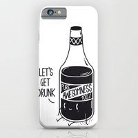 Pure Awesomness iPhone 6 Slim Case