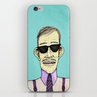 The Dapper iPhone & iPod Skin