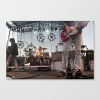 Broken Social Scene Canvas Print