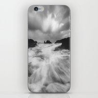 Stormy Morning iPhone & iPod Skin