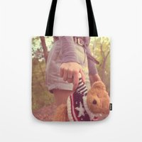 my little friend Tote Bag