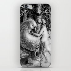 The shelter iPhone & iPod Skin