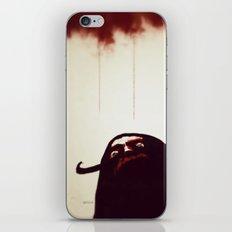 Viking Came Back Haunted  iPhone & iPod Skin
