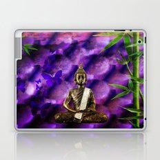 purple Buddha Laptop & iPad Skin