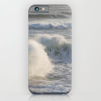 iPhone & iPod Case featuring Deadman's Beach by berg with ice
