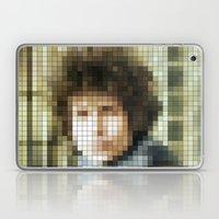 Bob Dylan - Blonde on Blonde - Pixel Laptop & iPad Skin