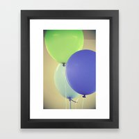 Is The Party Over? Framed Art Print