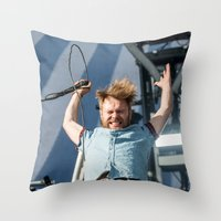 Enter Shikari Throw Pillow
