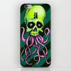 ä Skull iPhone & iPod Skin