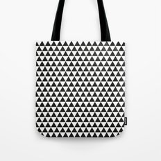 How many triangles? Tote Bag