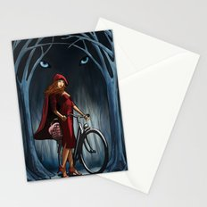 Red Riding Hood Stationery Cards