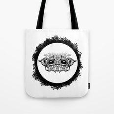 Half Creature Tote Bag