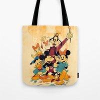 Fun In Colors Tote Bag