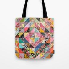 Grandma's Quilt Tote Bag