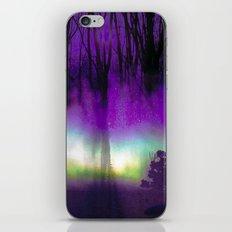 Sky Trees iPhone & iPod Skin
