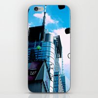 Wonders For The Eyes iPhone & iPod Skin