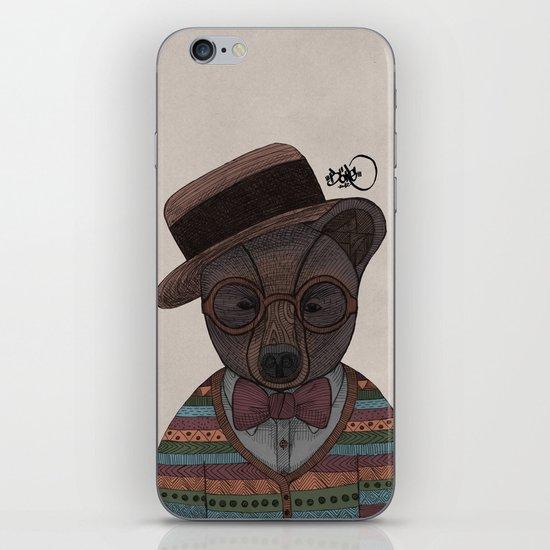 Mr. B. iPhone & iPod Skin