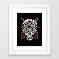 Firefly 57th Brigade Mal… Framed Art Print