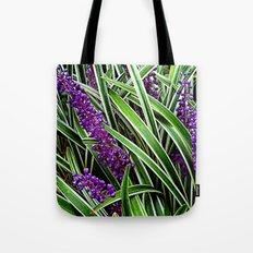 Monkey Grass Tote Bag