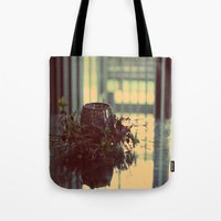Candle Holder Tote Bag