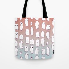 Lil Ghosties Tote Bag