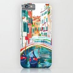 Canal in Venice iPhone 6 Slim Case