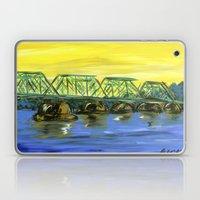 New Hope-Lambertville Br… Laptop & iPad Skin