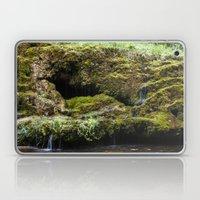 The Staburags cliff of Rauna Laptop & iPad Skin