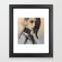 err-2 Framed Art Print