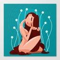Bliss & Serenity Canvas Print