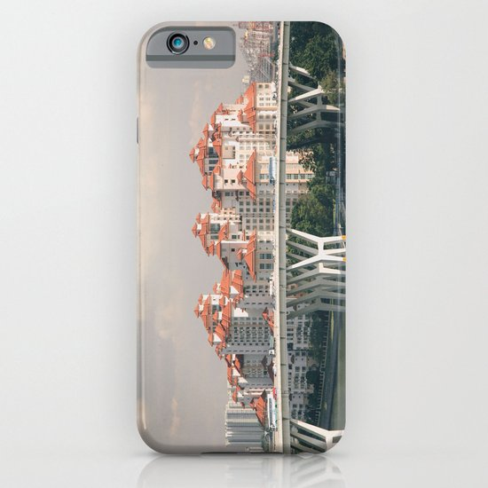Red rooftops iPhone & iPod Case