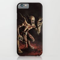 iPhone & iPod Case featuring Transforming by Niki Smith