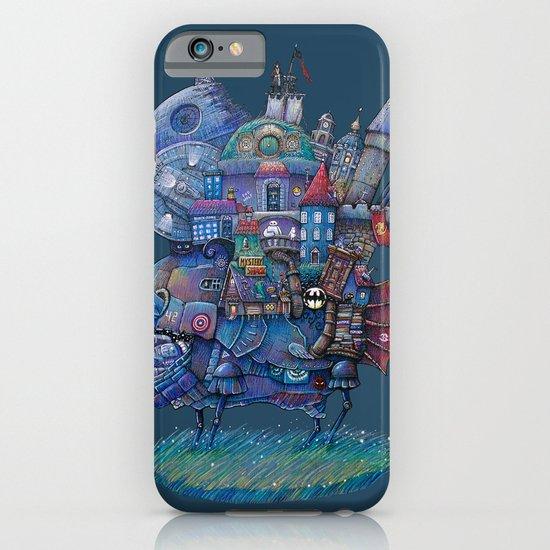 Fandom Moving Castle iPhone & iPod Case by Nokeek
