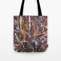 Abstract 2014/11/30 Tote Bag