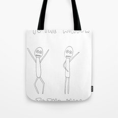 To The Window, To The Wall Tote Bag