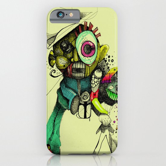 The Mad Hatter iPhone & iPod Case