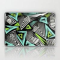 Tribal Zest  Laptop & iPad Skin