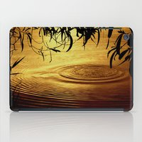 Honey Ripples iPad Case