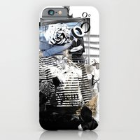 iPhone & iPod Case featuring OOO by Suse Schmaus